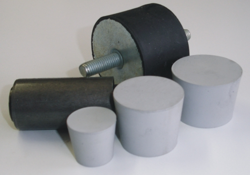 Rubber-Metal-Buffer, Rubber-Metal-Jack